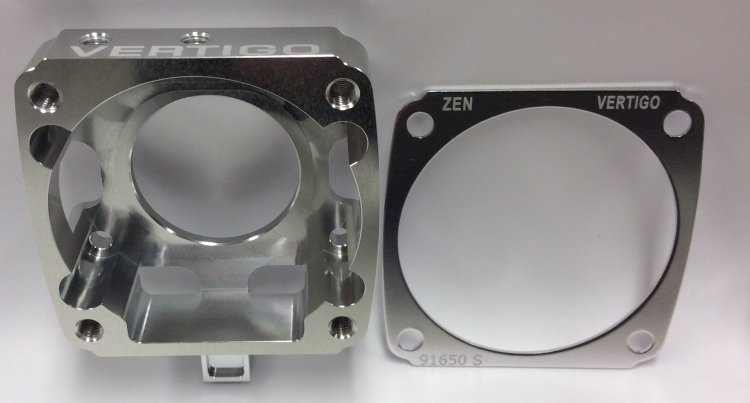 91652S Vented Universal Housing (All models with G320 engine) - Click Image to Close