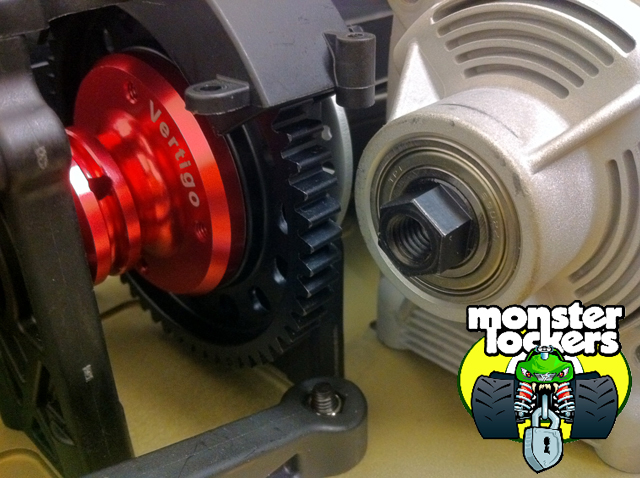 120608 Differential Spool (Losi DBXL/ MTXL / XL-E) - Click Image to Close